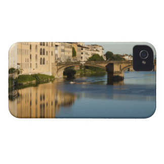 Italy, Florence, Bridge over River Arno iPhone 4 Covers