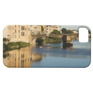 Italy, Florence, Bridge over River Arno iPhone 5 Cover