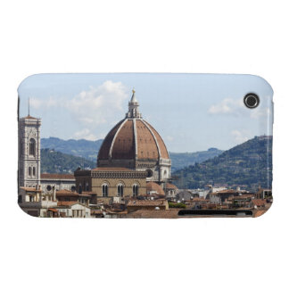 Italy, Florence, Cityscape with Duomo iPhone 3 Covers