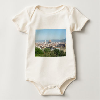 Italy Florence Duomo Michelangelo Square (New) Baby Bodysuit