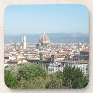 Italy Florence Duomo Michelangelo Square (New) Coaster