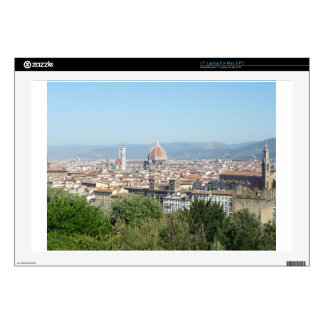 Italy Florence Duomo Michelangelo Square (New) Laptop Decal