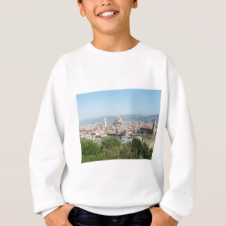 Italy Florence Duomo Michelangelo Square (New) Sweatshirt