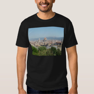 Italy Florence Duomo Michelangelo Square (New) Tee Shirt