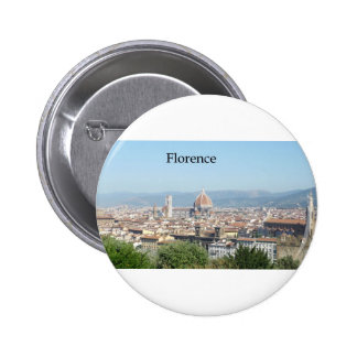 Italy Florence Duomo (St.K) Button