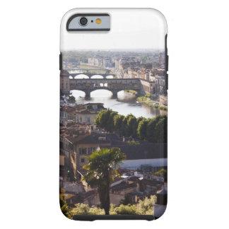 Italy, Florence, Ponte Vecchio and River Arno Tough iPhone 6 Case