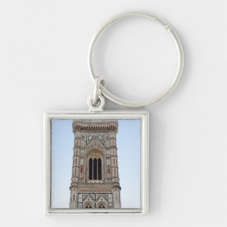 Italy, Florence, Tower in old town Keychain