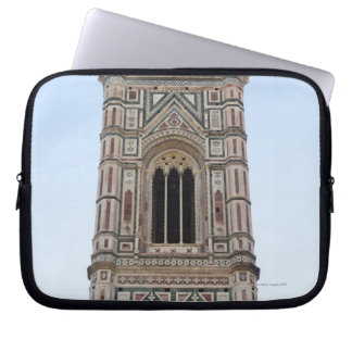 Italy, Florence, Tower in old town Laptop Sleeve