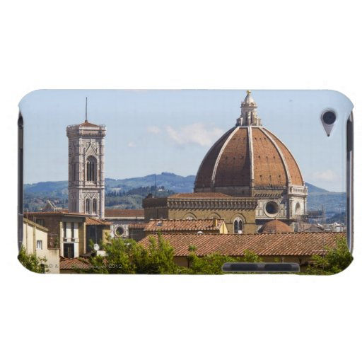 Italy, Florence, View of Florence Cathedral iPod Touch Cases