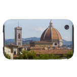 Italy, Florence, View of Florence Cathedral iPhone 3 Tough Cases