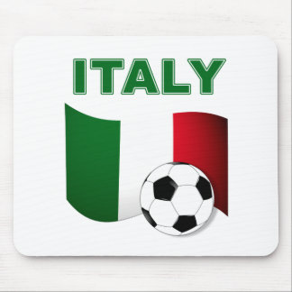 Italy Football 2010 World Cup Mouse Pad