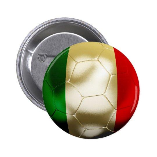 Italy Football Button