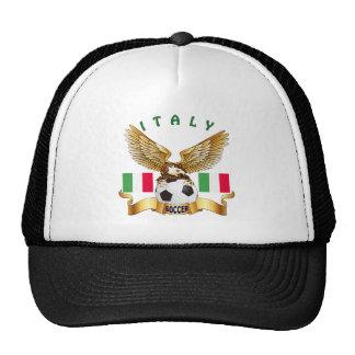 Italy Football Designs Trucker Hat