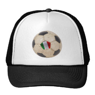 Italy Football Trucker Hats