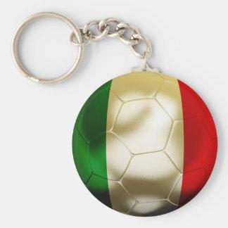 Italy Football Keychain