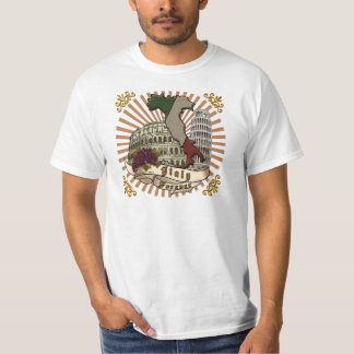 Italy Forever Value T-Shirt