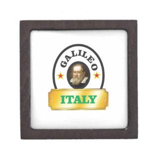 italy galileo gift box