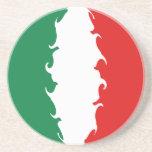 Italy Gnarly Flag Coaster