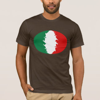Italy Gnarly Flag T-Shirt