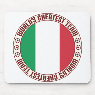 Italy Greatest Team Mouse Pad