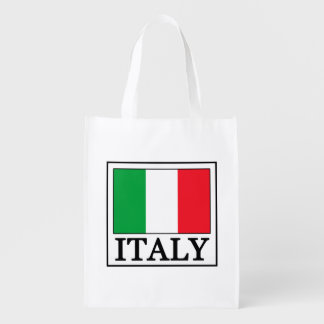 Italy Grocery Bag