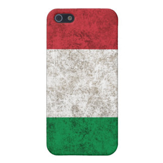 Italy Grunge Flag iPhone 4 Cases For iPhone 5