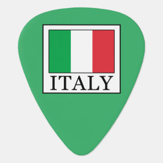 Italy Guitar Pick