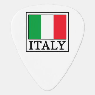 Italy guitar pick