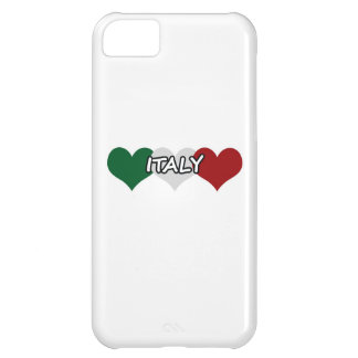 Italy Heart iPhone 5C Cover