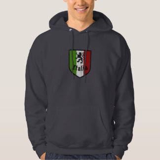 Italy Hooded Sweatshirt