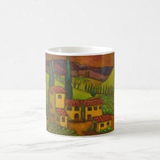 Italy, In Chianti, Farm Coffee Mug