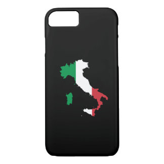 Italy in Flag Colors iPhone 8/7 Case