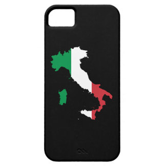 Italy in Flag Colors iPhone SE/5/5s Case