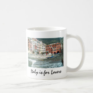 Italy is for Lovers Coffee Mug