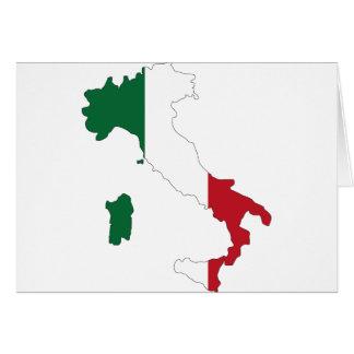 Italy / Italia Card