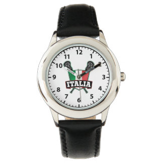 Italy Italia Lacrosse Watch
