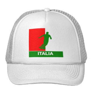Italy Italia Soccer 2010 Cap Trucker Hat
