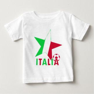 Italy Italia Soccer Stars Baby T-Shirt