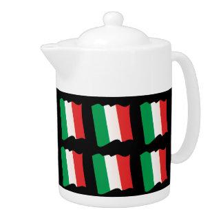Italy - Italia teapot