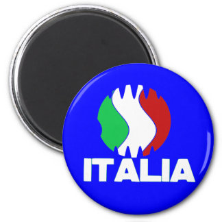 Italy Italia WC 2010 Soccer Magnet