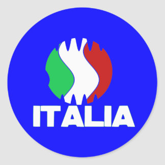 Italy Italia WC 2010 Soccer Stickers