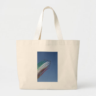ITALY -  Italian demonstration Large Tote Bag