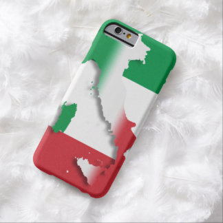 Italy Italian Flag Barely There iPhone 6 Case