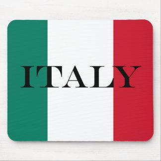 Italy Italian flag Mouse Pad