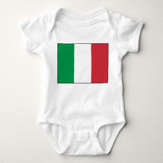 Italy – Italian National Flag Baby Bodysuit