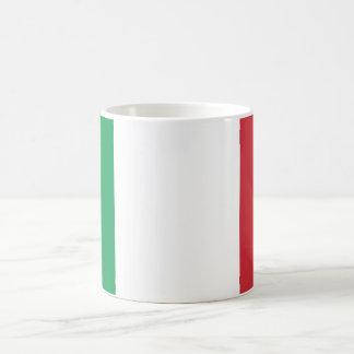 Italy – Italian National Flag Coffee Mug