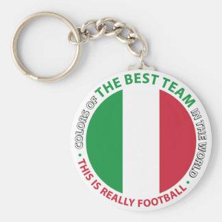 Italy Italy Art Shield Keychain