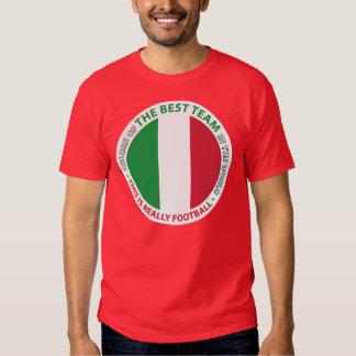 Italy Italy Art Shield T-Shirt