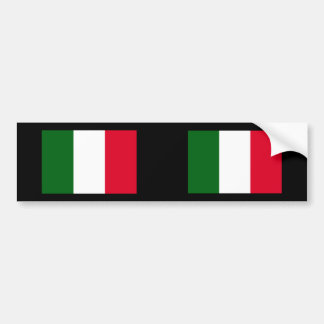 Italy , Italy Car Bumper Sticker