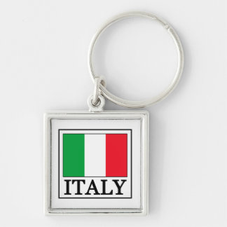 Italy keychain